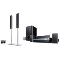Sony DAV-HDX501W Bravia 5-Disc Home Theater System with HDMI connectivity