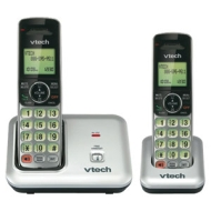 Vtech CS6419 Expandable DECT 6.0 Cordless Phone
