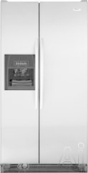 Whirlpool Freestanding Side-by-Side Refrigerator ED2FHEXT