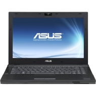 ASUS PRO B43S-XH71 Laptop Computer - Intel Core i7-2620M 2.70GHz, 4GB DDR3, 500GB HDD, DVDRW, 14 Display, Windows 7 Professional 64-bit