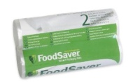 Food Saver FSR2002-I Pack of 2 Bag Material Rolls for FoodSaver Vacuum-Packaging Machines