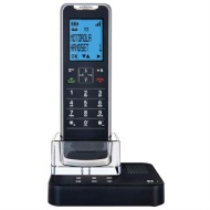 Motorola Cordless Phones 2-Handset Impossibly Thin Digital Cordless Home Phone with Answering Machine MOTO-IT6-2