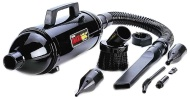 Metro MDV-1BA220V 220-VOLT DataVac Pro Series with Micro Cleaning Tools, Black (NOT FOR 120-VOLT USE)