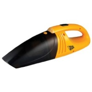 JCB 70385 Cordless Handheld Vacuum Cleaner 0.4 Litre, Yellow