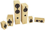 Tannoy Fusion surround speaker system