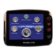 TeleType GPS WorldNav 3100 Deluxe