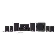 YHT-895 7.1 Channel Home Theater in a Box System (Black)
