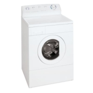 GLTR1670FS 3.1 Cu. Ft. Front Load Washer in White