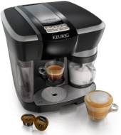 Keurig Black R500 Rivo Cappuccino and Latte Brewing System