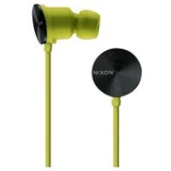 NixonWire Earbuds One - Mens - Gold/White Headphones