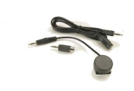 TV Ears Alternative Installation Kit (Includes 1 Mic, 1 Extender Cord, 1 Headphone Jack Adaptor)