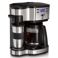 Hamilton Beach The Scoop® 2-Way Brewer Coffee Maker