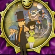 Professor Layton and the Miracle Mask (PS3)