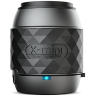 X-Mini WE Micro Portable NFC Bluetooth Smartphone Capsule Speaker (Gun Metal) XAM17-GM-B