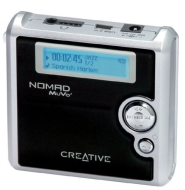 Creative Nomad MuVo&amp;sup2; (4GB)