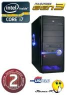Ankermann PC Ankermann-PC WildRabbit GAMER, Intel Core i7-4790 4x 3.60GHz, ASUS GTX950 NVIDIA GeForce, 8 GB DDR3 RAM, 2000 GB Disco Duro, sin sistema