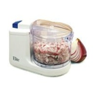Elite Cuisine Mini Food Chopper