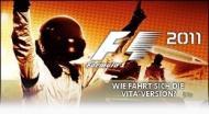F1 2011- PlayStation Vita