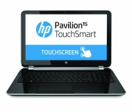 HP Pavilion 15-n024nr 15.6-Inch Touchscreen Laptop (Silver and Black)