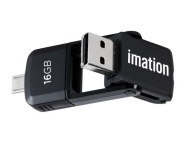 Imation 2-in-1 USB flash drive for Android devices