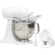 KitchenAid® Artisan White Stand Mixer