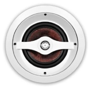 OSD Audio ICE670 Kevlar Home Theatre 6.5-Inch Angled LCR In Ceiling Speaker