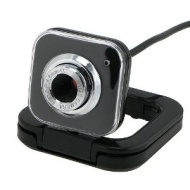 SODIAL(TM) Black 5.0 MegaPixel USB 2.0 Digital Webcam with Mic