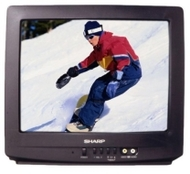 "Sharp NM100 Series TV (13"", 19"", 25"")"