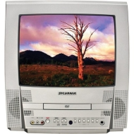 "Sylvania 6513DF 13"" TV/DVD Combo"