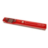 "VUPOINT SOLUTIONS SCAN MAGIC WAND RED W/1.5"" COLOR DISPLAY"