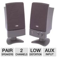 Cyber Acoustics CA 2100 Computer Speaker