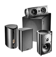 Definitive Technology ProCinema 1000 5.1-channel Speaker System