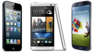 iPhone 5, Samsung Galaxy S4, HTC One | Smartphone Camera