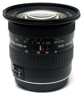 Cosina 19-35mm f/3.5-4.5 MC AF Wide Angle Zoom Lens for Canon EOS / EF