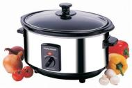 Morphy Richards 48710 Oval Slow Cooker, 3.5 Litre,