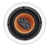 """OSD Audio ICE640TT Stereo In Ceiling Speaker 6.5"""""""