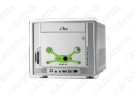 Biostar iDEQ 330G - DT - RAM 0 MB - no HDD - GMA 900 - Gigabit Ethernet - Monitor : none