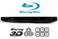 CVID BD780 All Multi Region Code Zone Free DVD 3D/2D Blu-ray Player - Play any region Standard DVD 0, 1, 2, 3, 4, 5, 6, 7, 8 and Region A, B, C Blu-ra