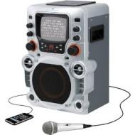 GPX JM250S Karaoke System