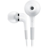 In-Ear iPod Headphones (Also for use with iPad, iPhone & other audio devices)
