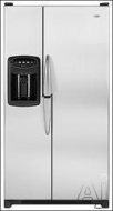 Maytag Freestanding Side-by-Side Refrigerator MZD2665HE