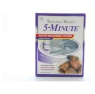 Natural White 5 Minute Tooth Whitening System