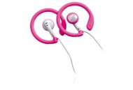 Coosh® Clip Earbuds (Pink)