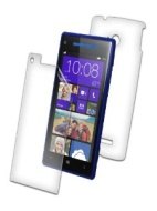 HTC - invisibleSHIELD for the HTC Windows Phone 8X - ZAGG Screen Protectors