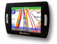 "Netropa Intellinav SE 3.5"" Portable GPS Navigation System"