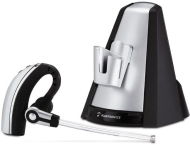 Plantronics C70N Schnurloses DECT/GAP Headset mit Ladeteil schnurloses Headsets