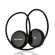 Slimline Bluetooth wireless headphones - earphones Stereo Headset - Ideal Christmas Gift