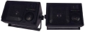 Pyramid 44LED 3-Way Mini Box Speaker System