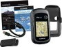 Garmin eTrex 30 TOPO GPS Bundle (100K Topographic Card, Carry Case, BirdsEye, Belt Clip)