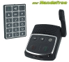 Mr Handsfree Blue Vision II Bluetooth Speaker Phone - Dark Gray